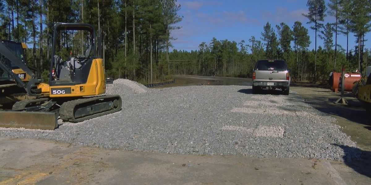 Construction begins on second entrance, exit to Cane Bay
