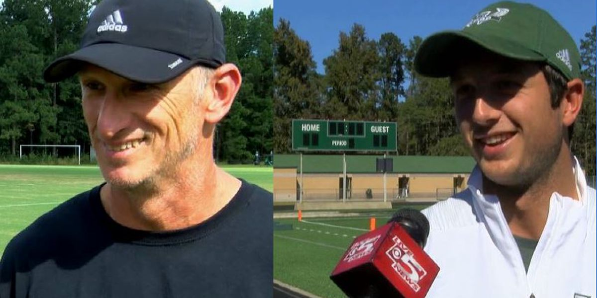 Like father, like son: Coaching and the Craig family