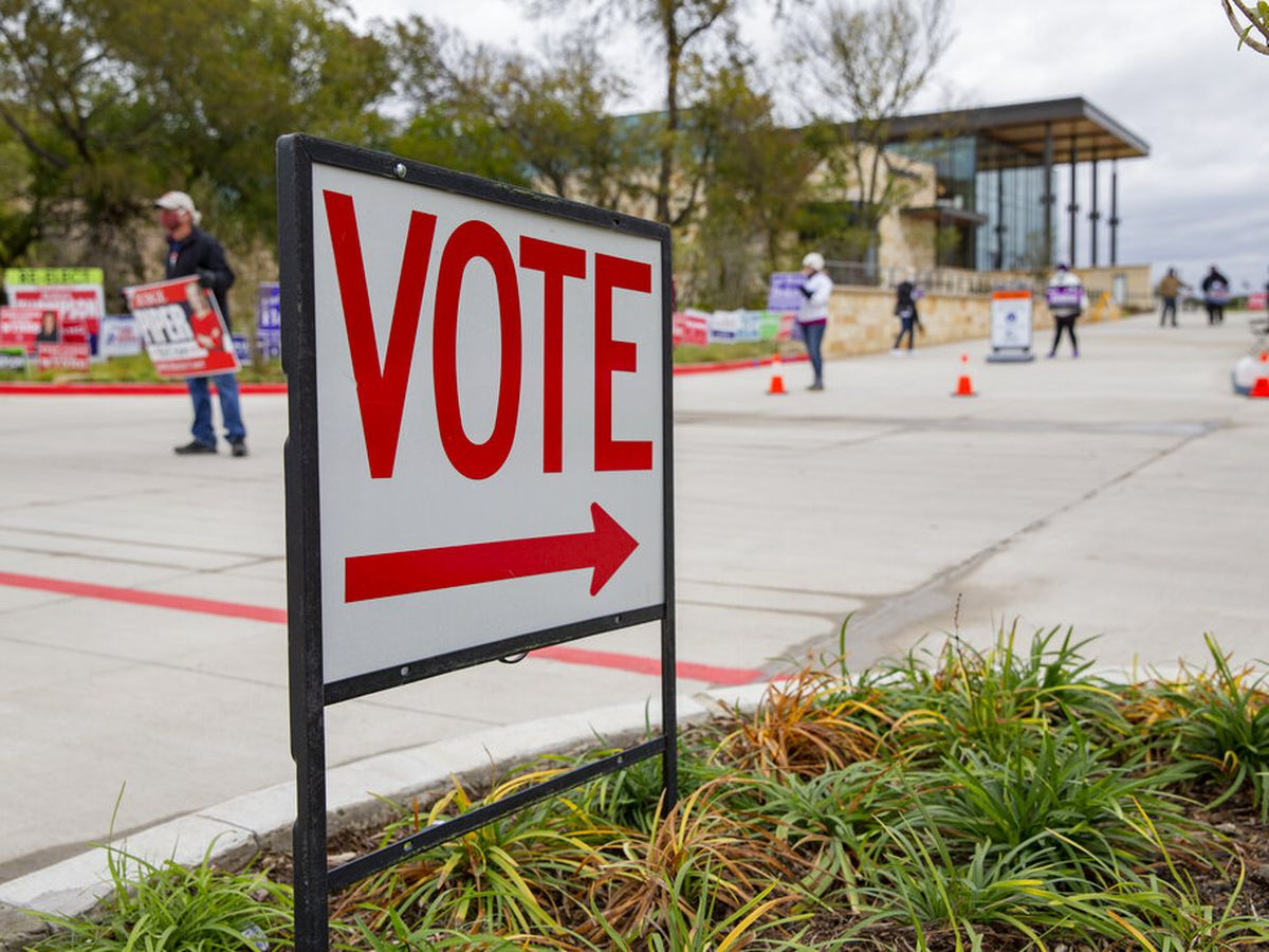 Texas early voting exceeds total of all 2016 ballots