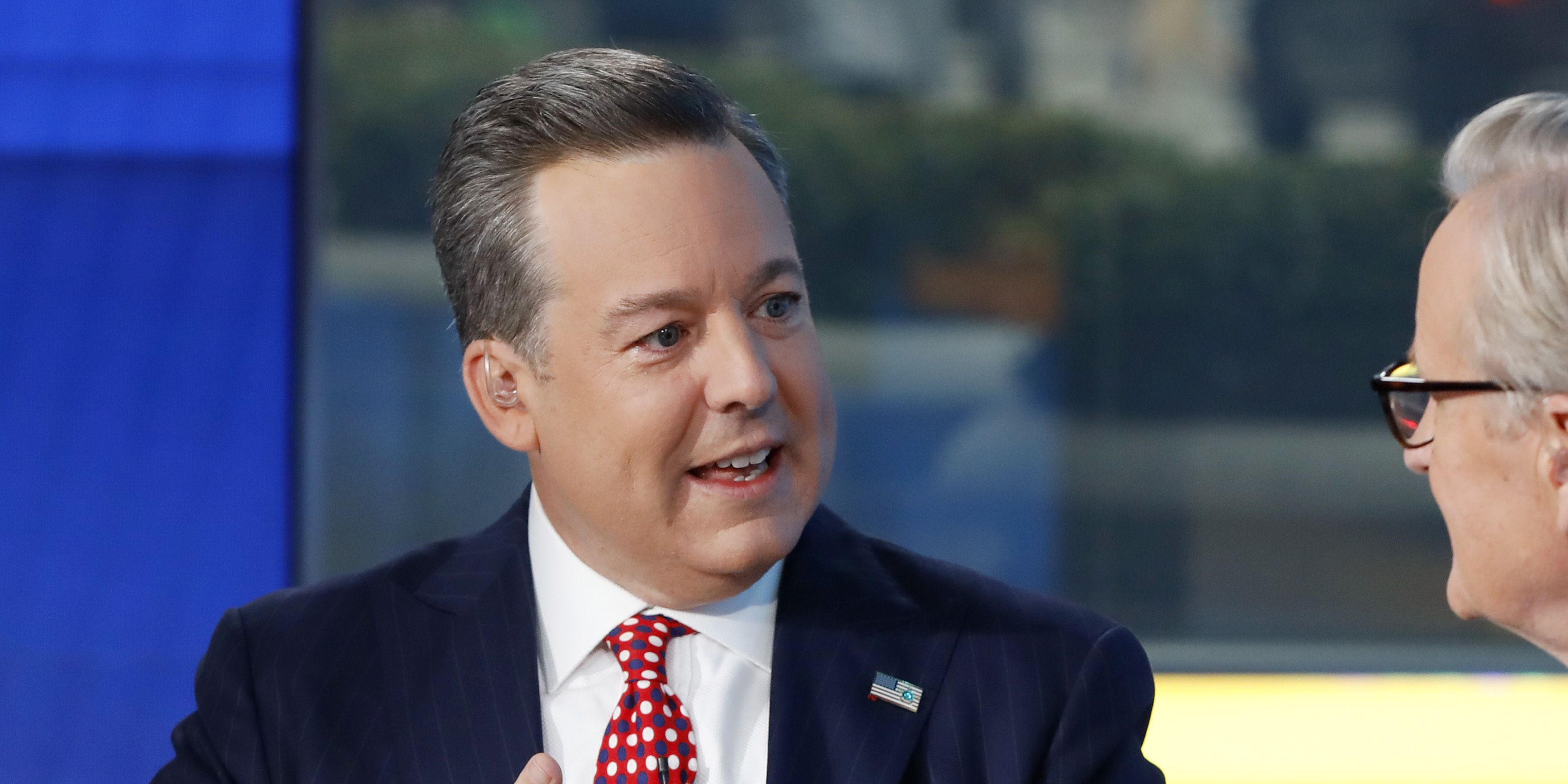 Fox News' Ed Henry fired after sexual misconduct allegation