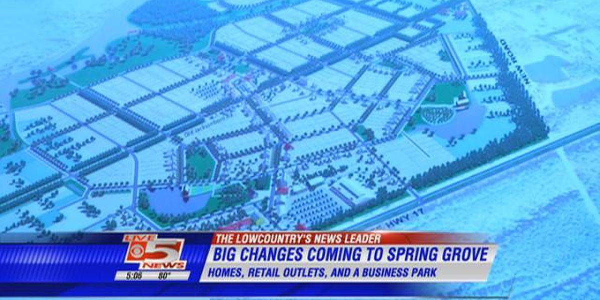 Meeting scheduled to discuss Spring Grove development in Ravenel