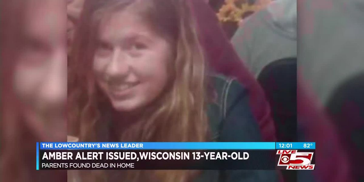 VIDEO: Amber alert issued for missing Wisconsin teen