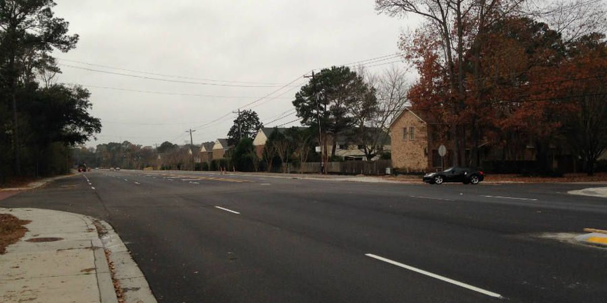 Construction wraps up on Bees Ferry Road Widening Project