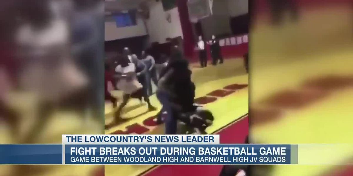 VIDEO: Woodland High cancels rest of girls' JV schedule after fight during basketball game