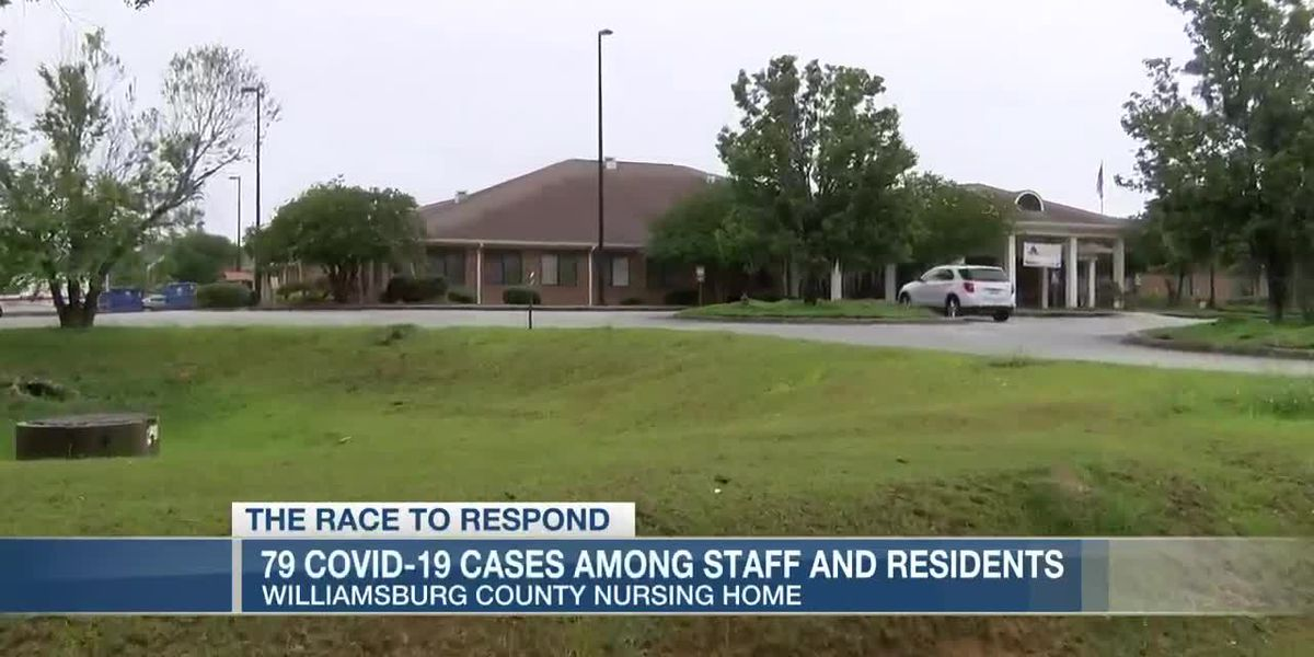 VIDEO: Williamsburg County nursing home sees COVID-19 spike