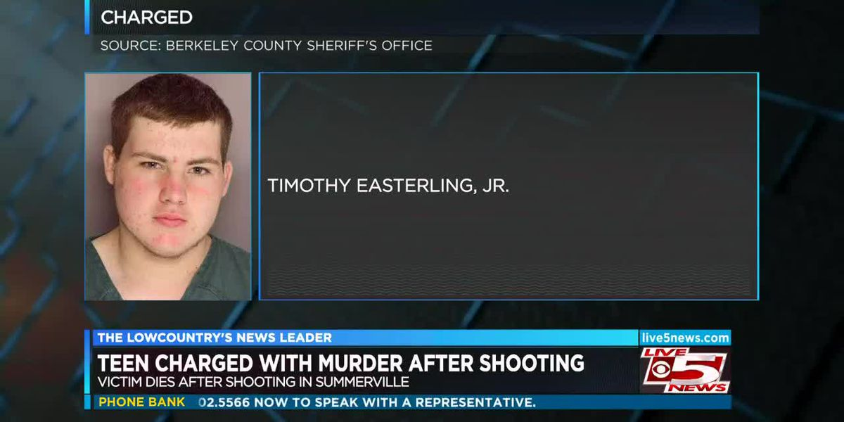 VIDEO: Coroner identifies man killed in shooting at Sangaree home; teen charged with murder