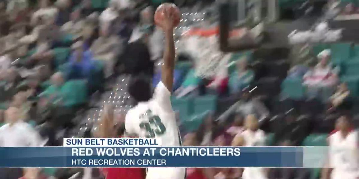 VIDEO: Coastal Carolina Drops Close Game to Arkansas State