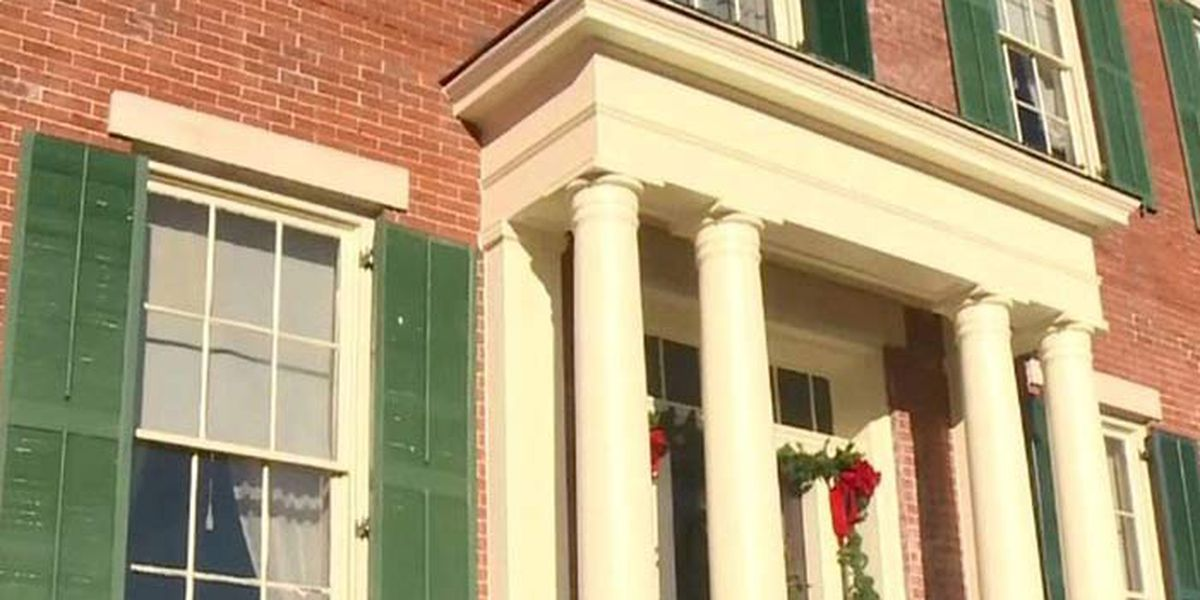 'It is what it is': Woodrow Wilson House won't change its name
