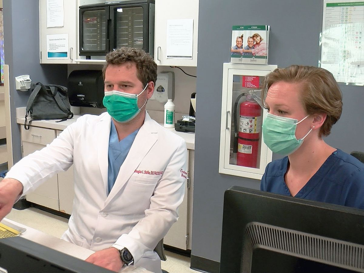 Doctors, nurses urge people not to delay medical care during pandemic