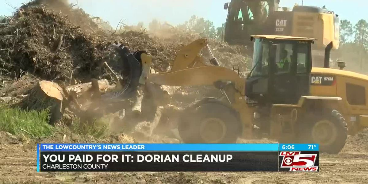 VIDEO: You Paid For It: Hurricane Debris Clean-up
