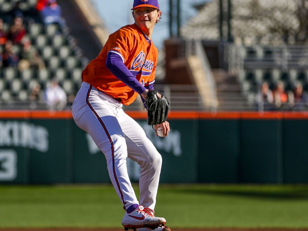 Clemson's Weatherly Earns All-America Honor