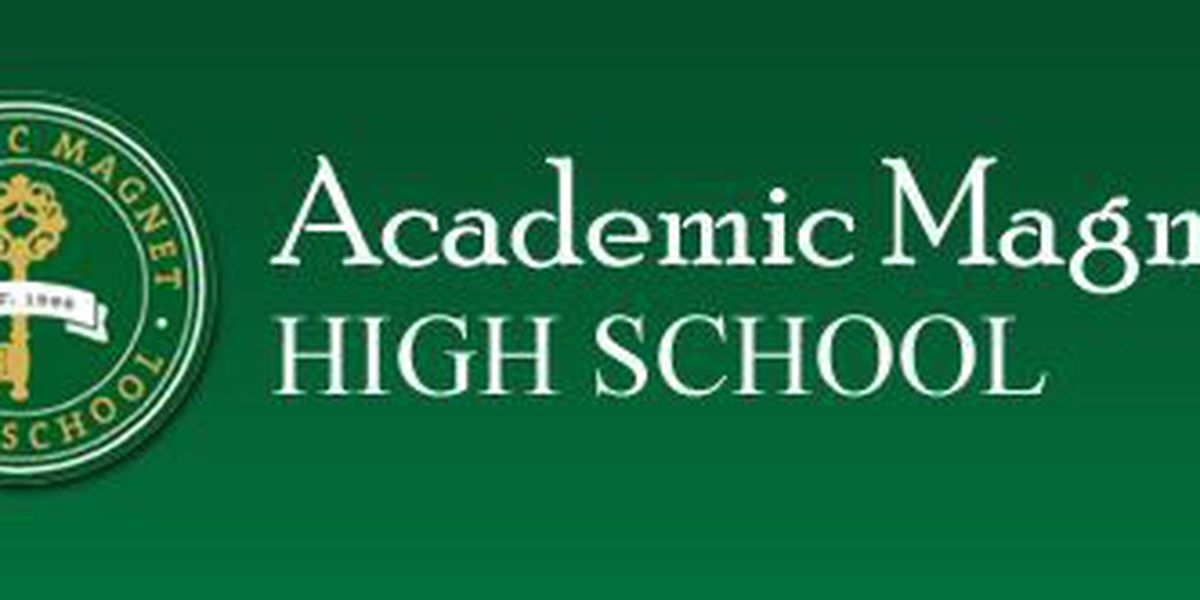 Academic Magnet ranked eighth best public high school in the country