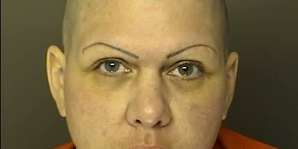 Woman accused of stealing ambulance in Horry County