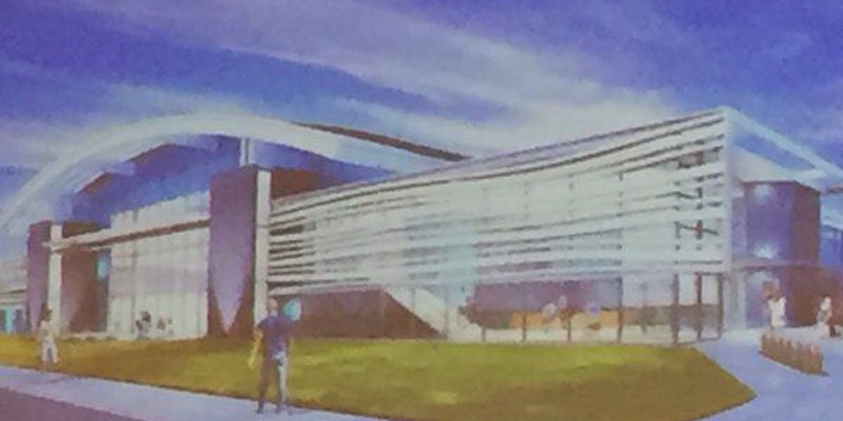 Designs for West Ashley aquatic center revealed
