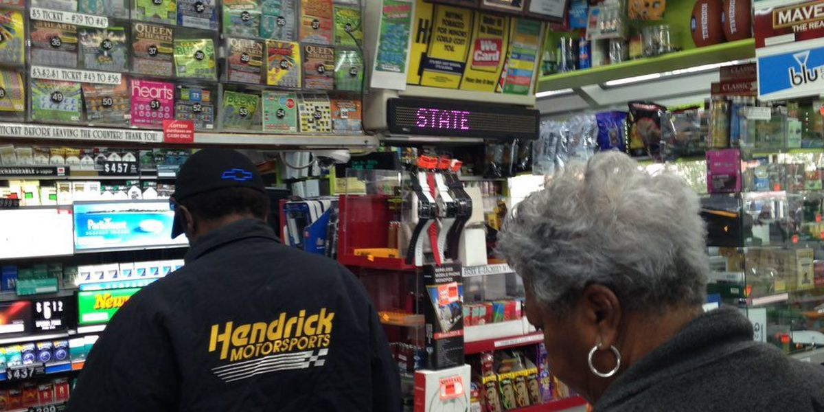 Powerball tickets worth thousands sold in South Carolina