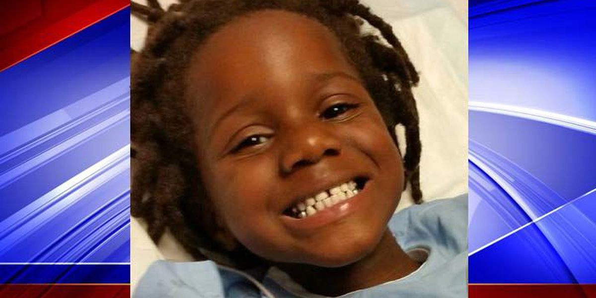Caitlyn's story used to raise money for 5-year-old Tyreik Gadsden