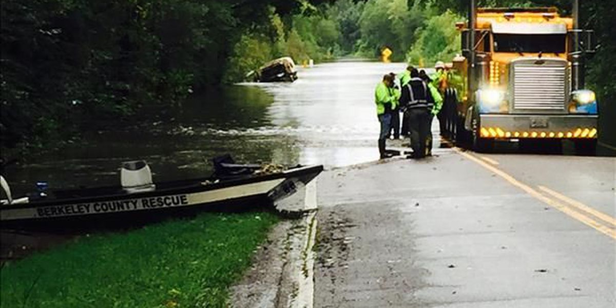 Five weather-related deaths reported; Statewide response continuing as flooding persists