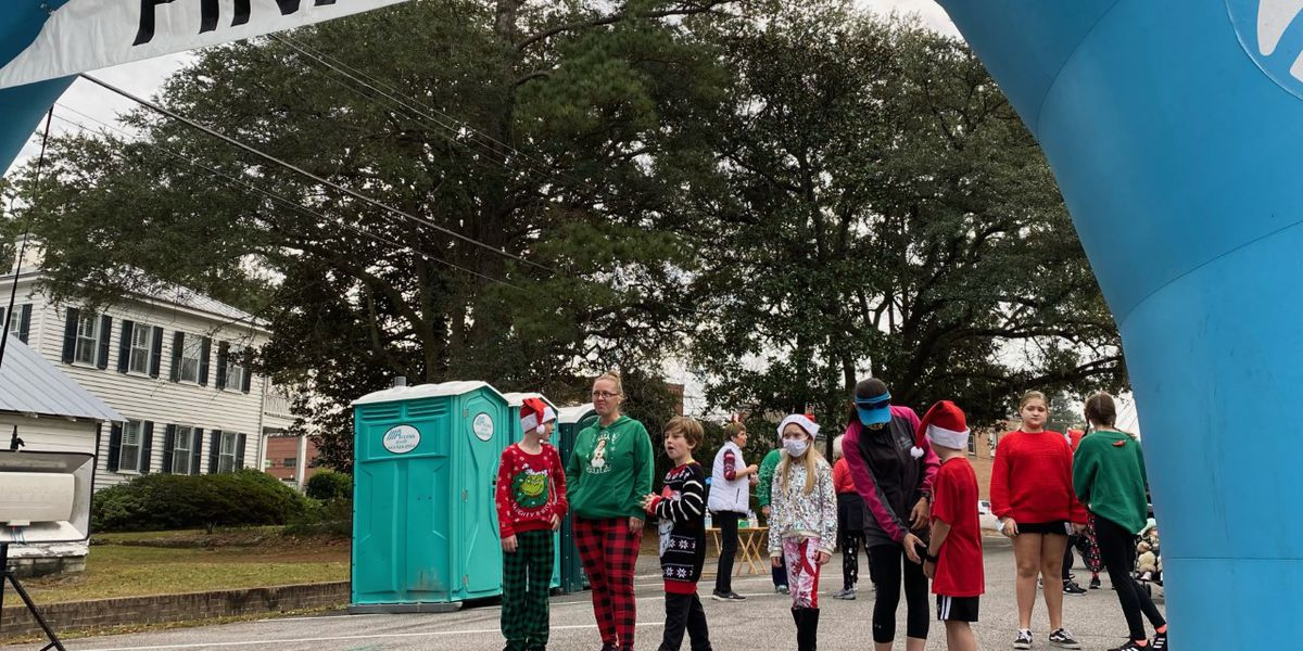 Ugly Sweater 5K in Summerville benefits Alzheimer's family support services