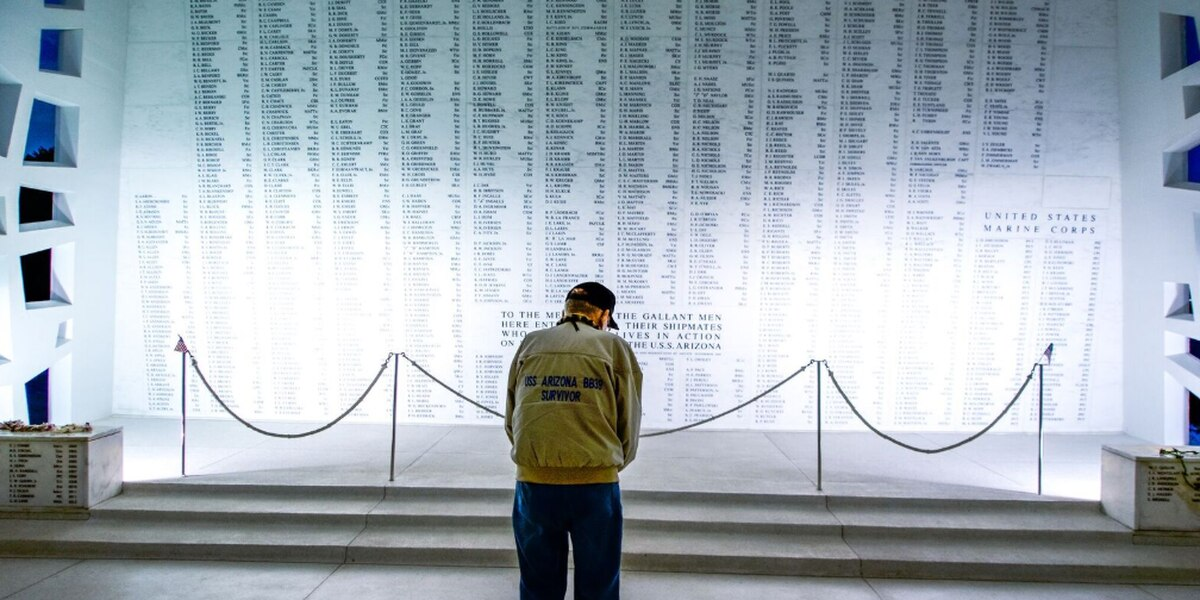 For first time, no USS Arizona survivors will be in attendance at ceremonies to mark attack on Pearl Harbor