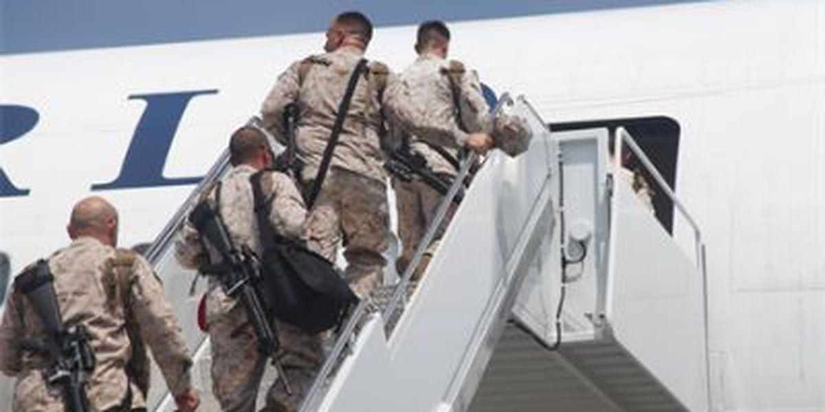 Beaufort Marine NCO pleads in hazing case