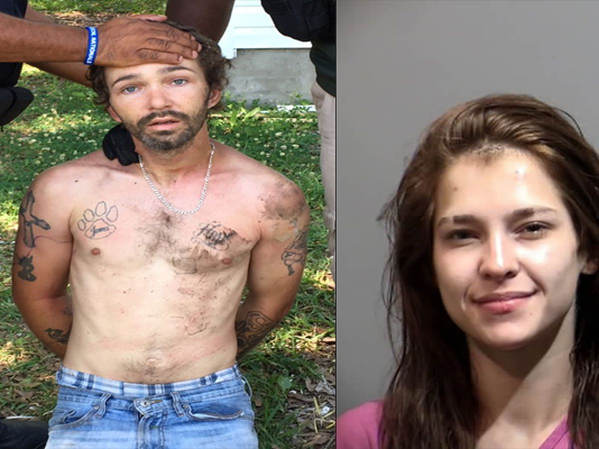 Hours before male prisoner escaped, female inmate also ran away from Lowcountry hospital