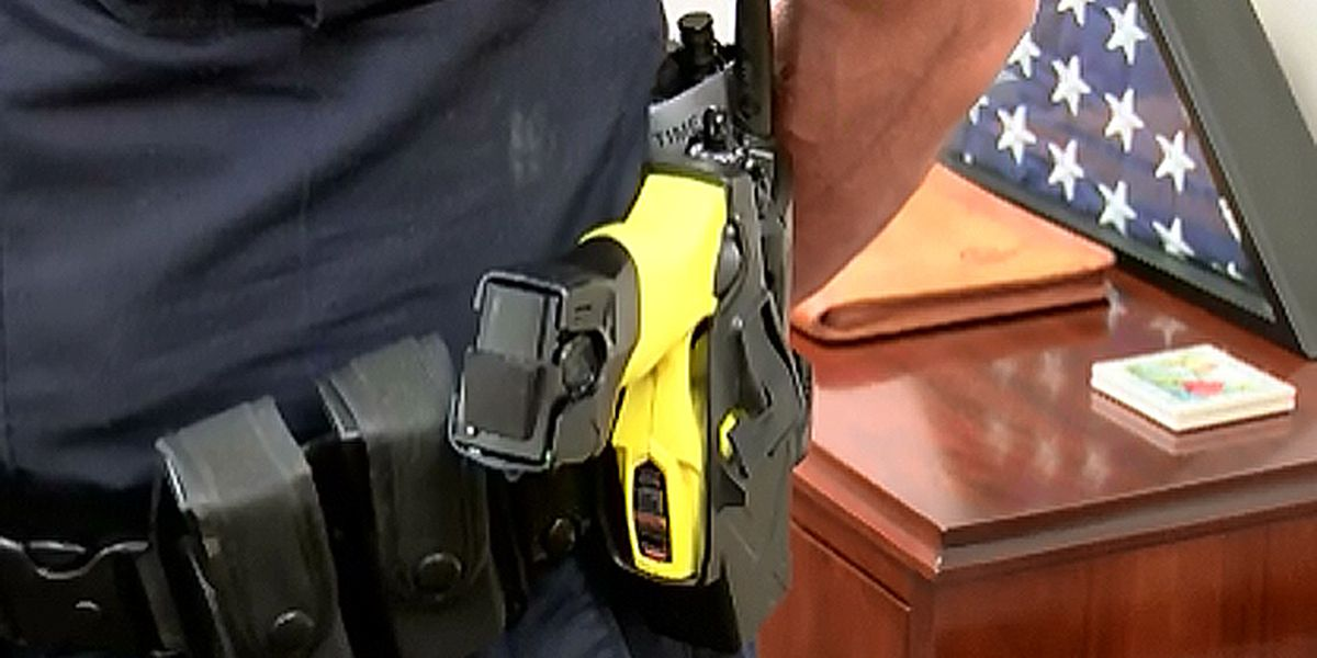 You Paid For It: Police tasers lease