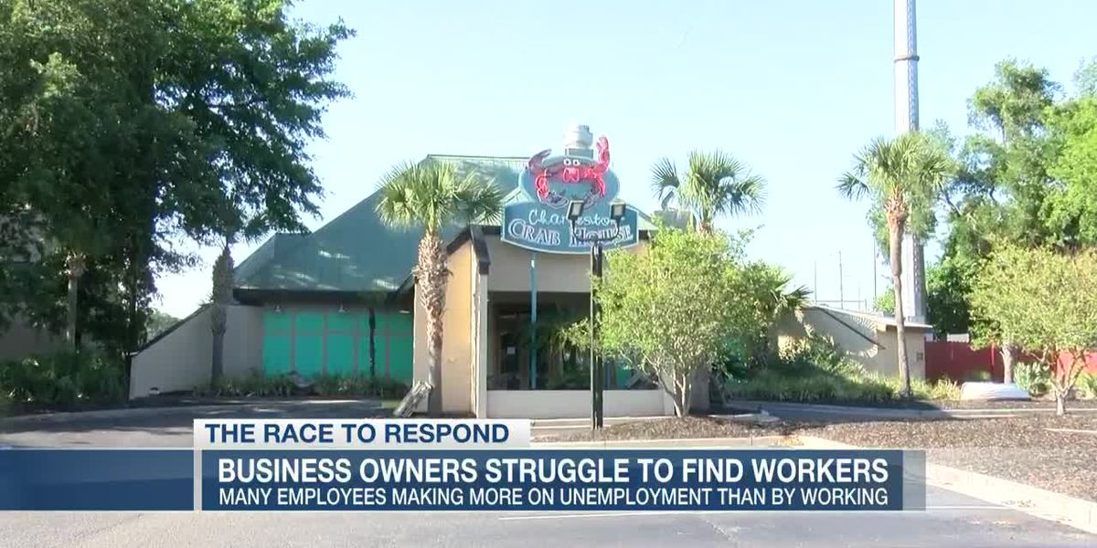 Lowcountry businesses struggle to find enough employees
