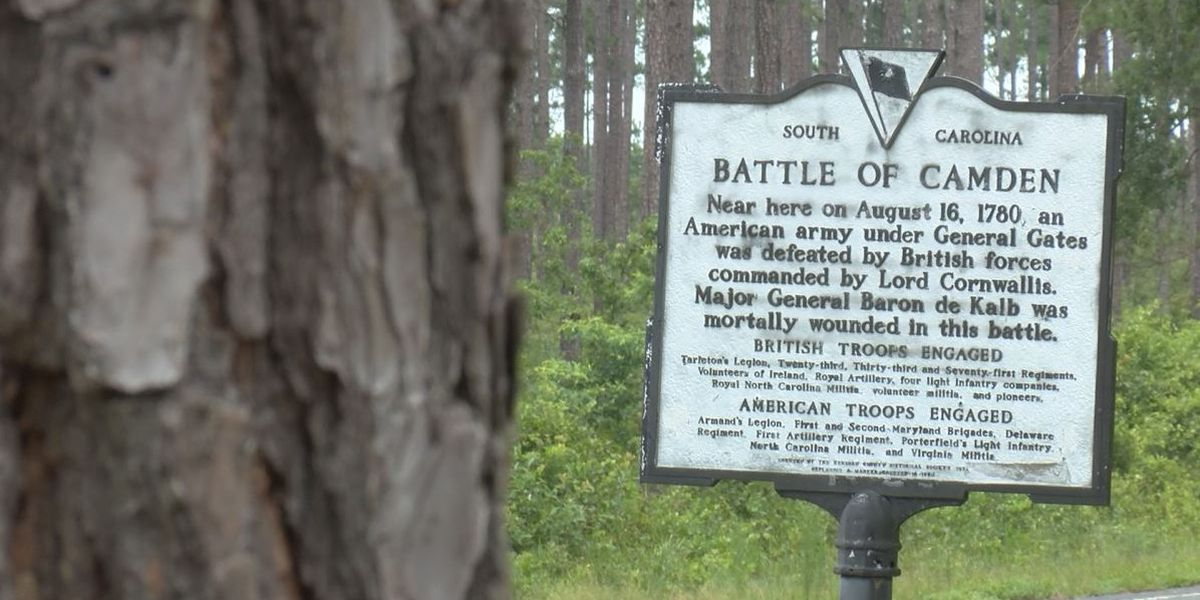 Organization works to preserve areas where S.C. played pivotal role in American Revolution