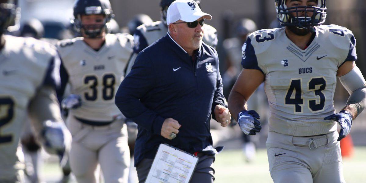Mark Tucker resigns as head football coach at Charleston Southern