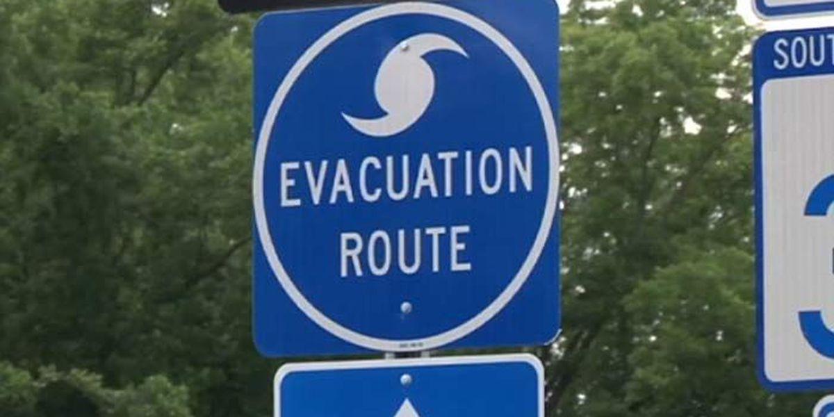 SC agencies to simulate hurricane lane reversals
