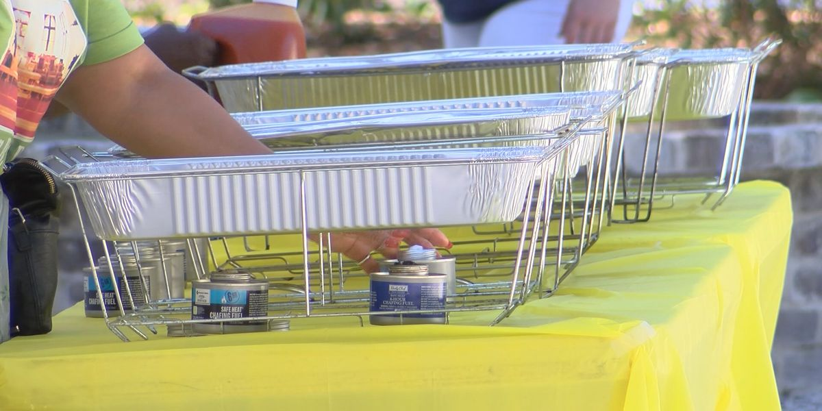 Gullah cookout raises funds for historic church restoration