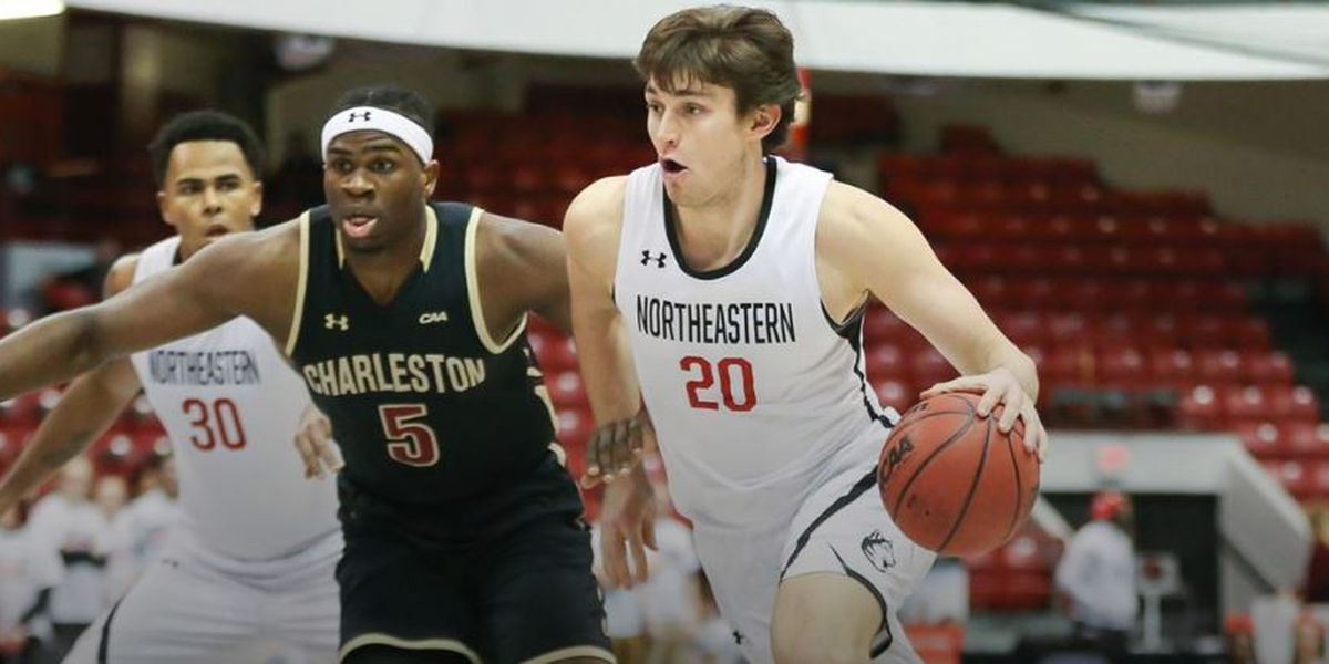 Cougars Fall Short In 69-60 Road Loss at Preseason Favorite Northeastern