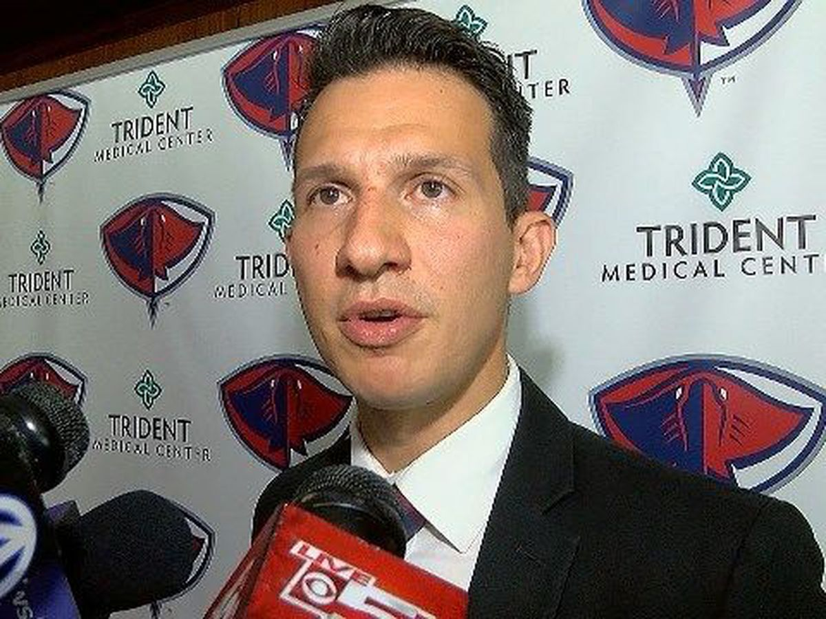 Former Stingrays coach Anastas hired by Brampton
