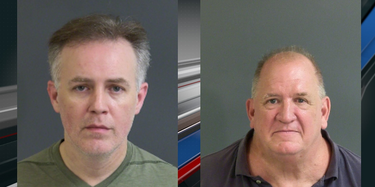 Police: Two men arrested for unlawfully carrying firearms at Charleston protest as taser, additional ammo in car