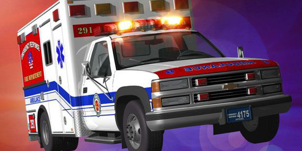 Man transported to the hospital after found floating in water in Colleton County