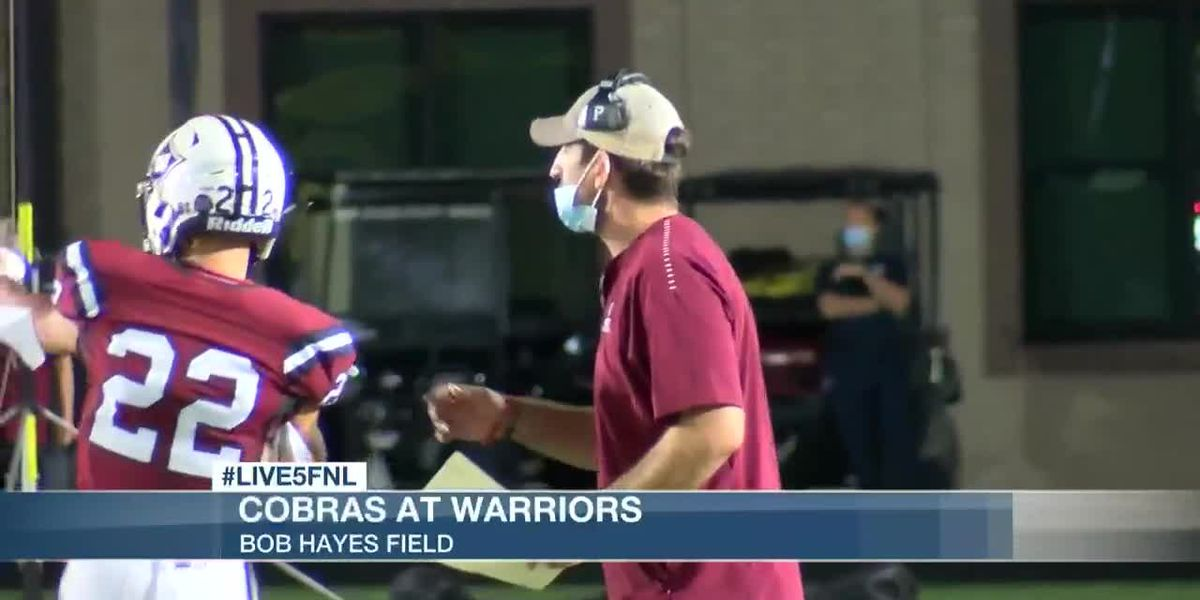 VIDEO: Wando opens season with win over Cane Bay