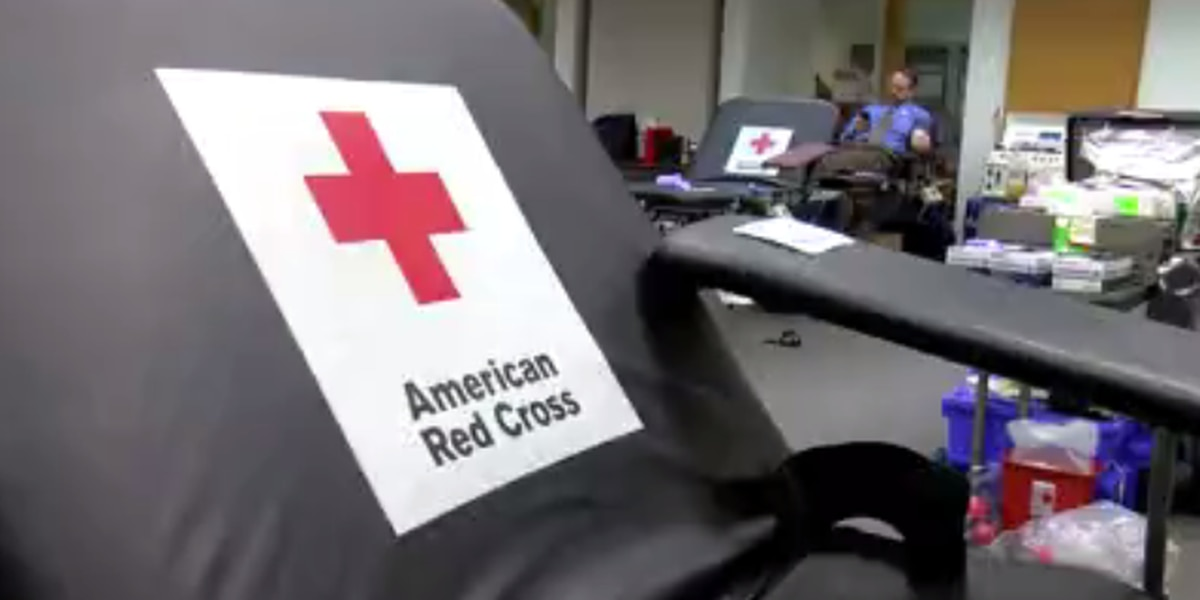Live 5, Red Cross hosting blood drive Tuesday at Citadel Mall