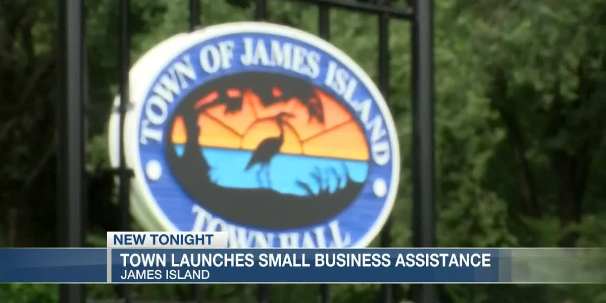 VIDEO: James Island launching program to assist small businesses