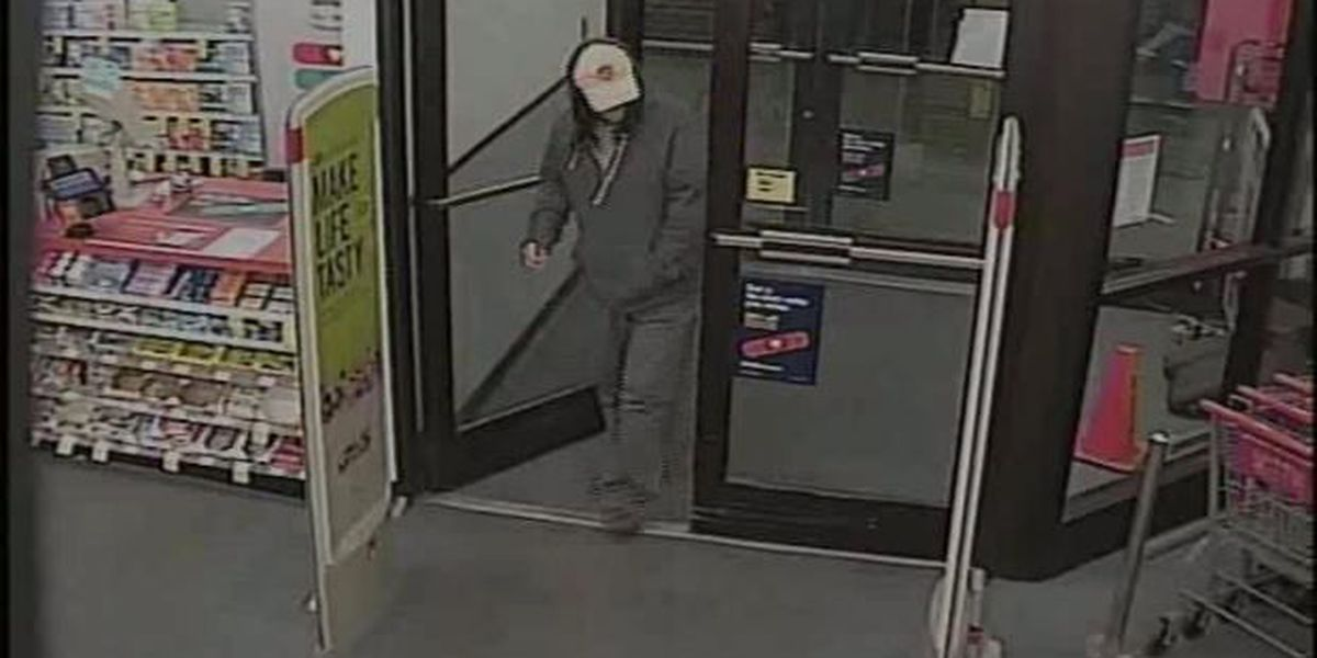 Officers looking for man after Goose Creek pharmacy store gets robbed of medicine