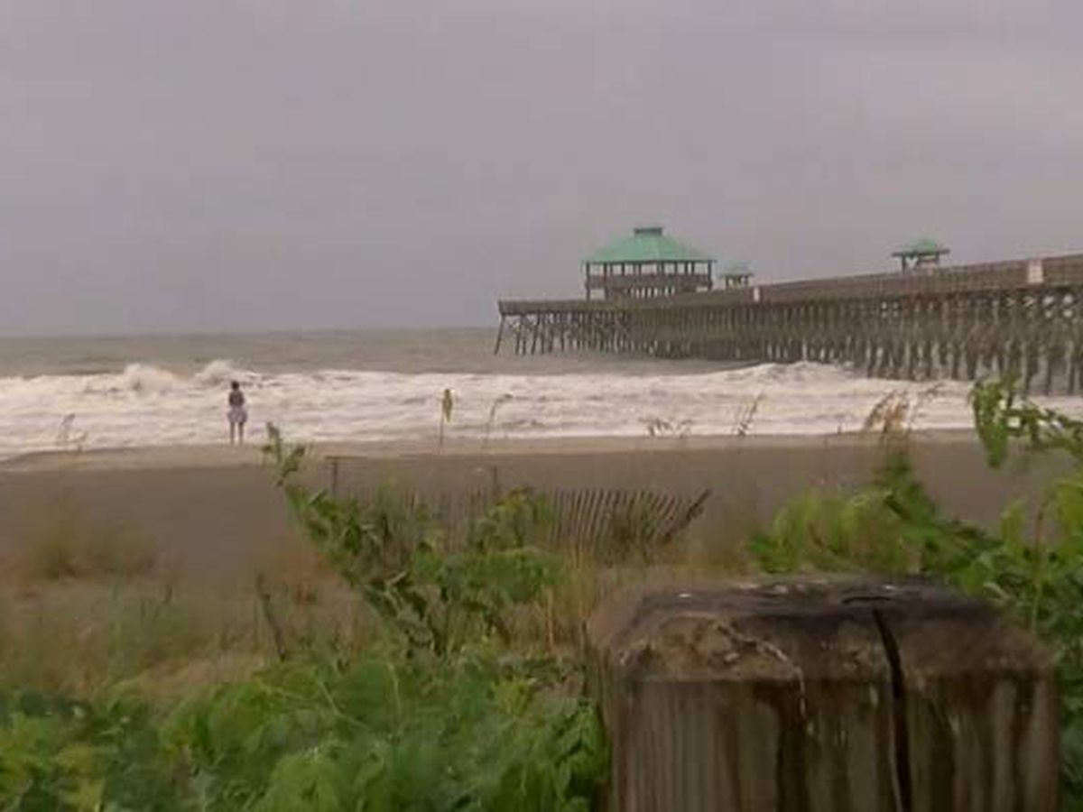 Portions of Lowcountry escape major flooding from Isaias