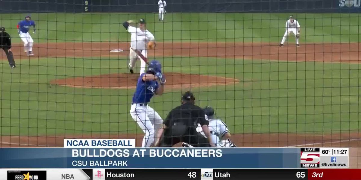 VIDEO: CSU falls to USC Asheville in series opener