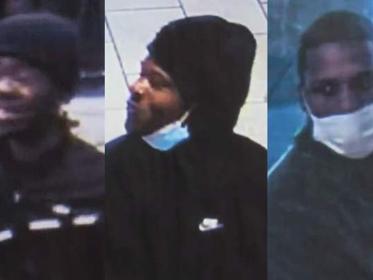 Police release new photos from Valentine's Day shooting at Northwoods Mall