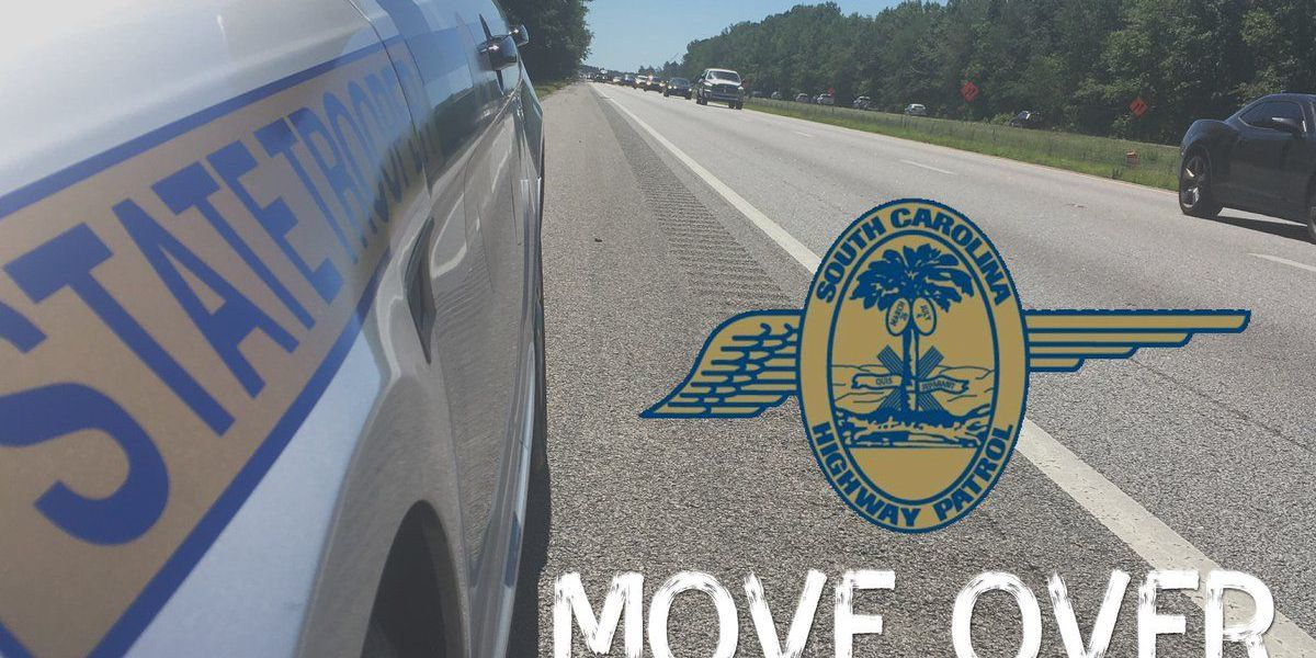 Law enforcement urging drivers to obey Move Over Law