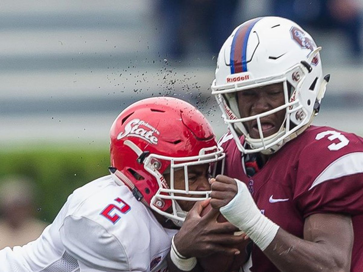 SC State tops Delaware State 30-19