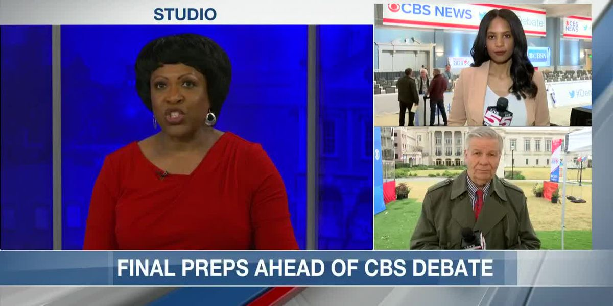 VIDEO: All eyes on South Carolina as Democrats descend for debate, primary