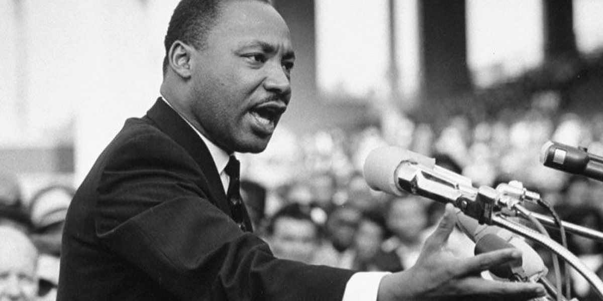 Long-lost audio of MLK speech to be used in CCSD middle, high schools