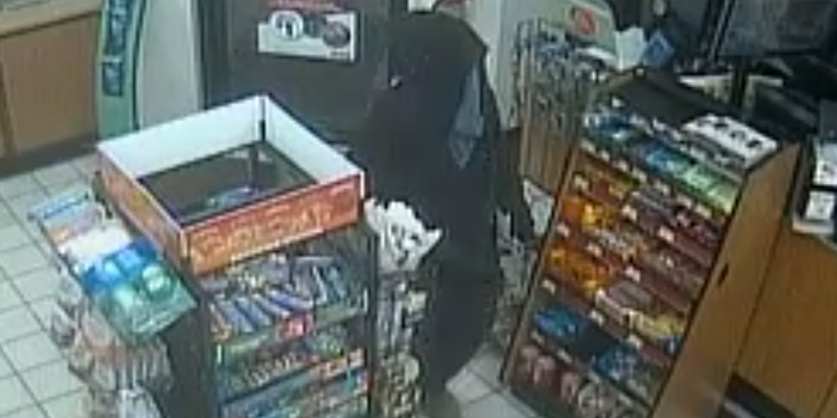 Deputies searching for suspect following robbery at Circle K on James Island