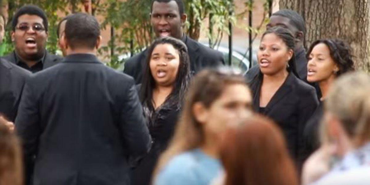 "College of Charleston presents ""We The People"" gospel concert"