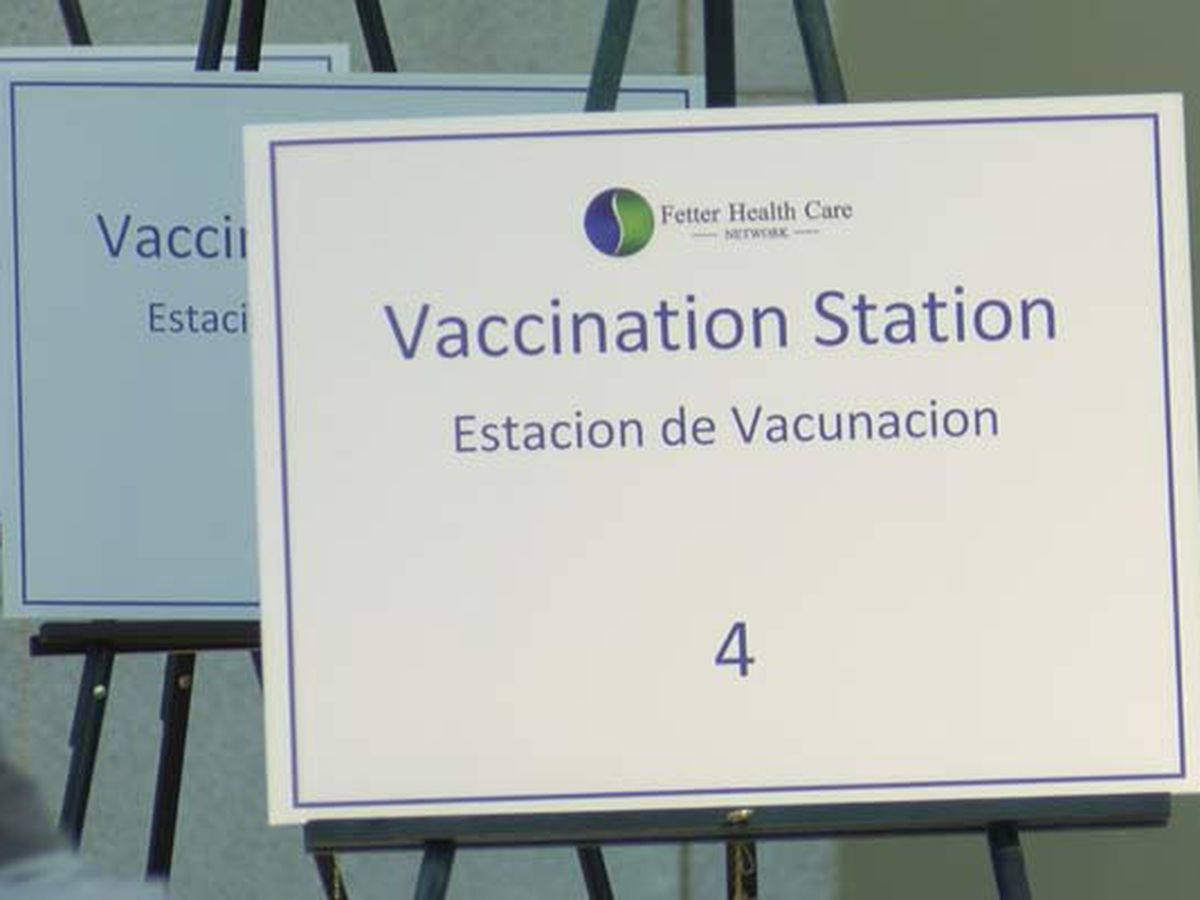 Fetter Health Care Network to host more mobile COVID-19 vaccination clinics