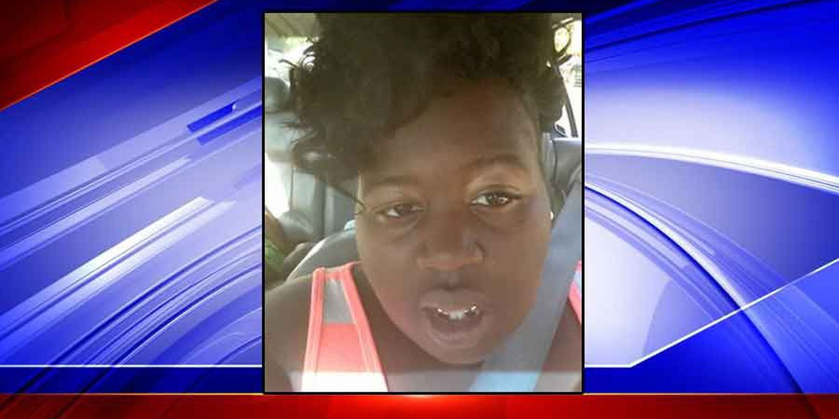 Police: Woman accused of pepper-spraying mother, son over candy in custody
